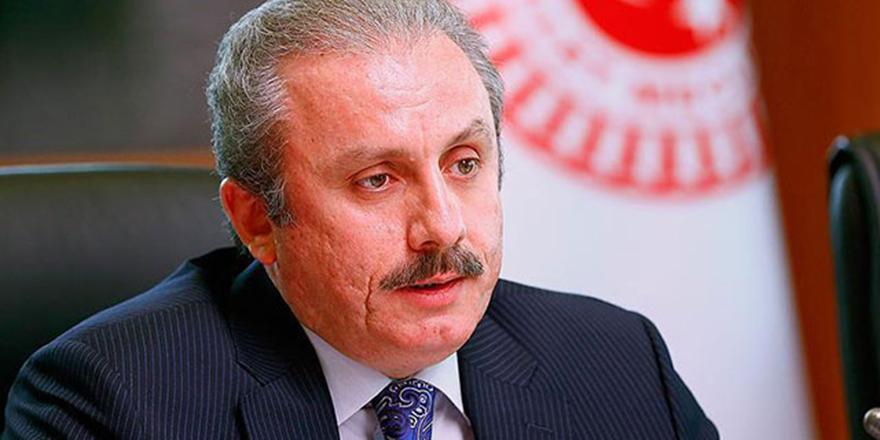 Meclis Başkanı Şentop'tan Akçakoca Müftüsü'ne tepki