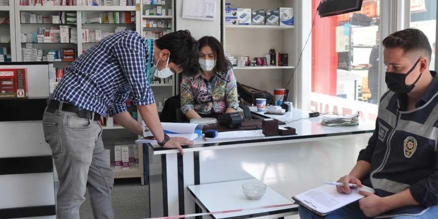 Kars'ta Interpol gözetiminde sahte ilaç operasyonu