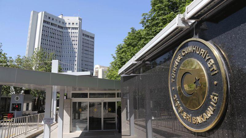 Dışişleri Bakanlığından Alman Bild gazetesine tepki