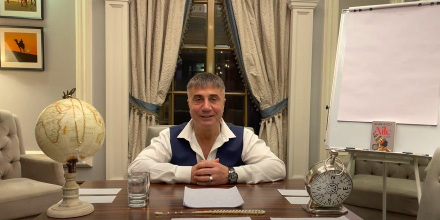 Sedat Peker'in 8. videosunda bomba Berat Albayrak iddiası! Jet yanıt geldi...