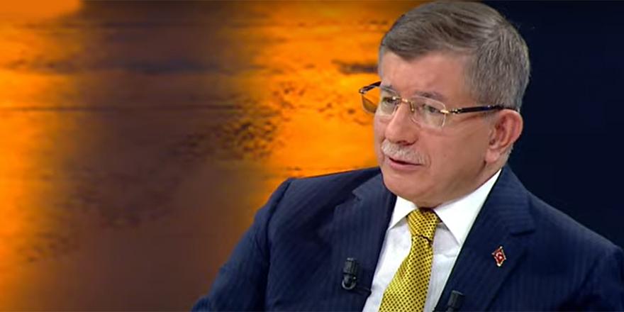 Gelecek Partisi Lideri Ahmet Davutoğlu canlı yayında konuşuyor...
