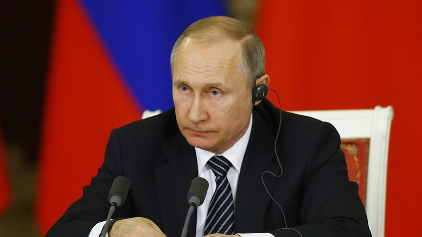 Putin'den Türkiye'ye sıcak mesajlar
