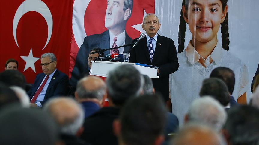 """Kılıçdaroğlu: """"Binali Bey'in hakkını ben savunuyorum"""""""