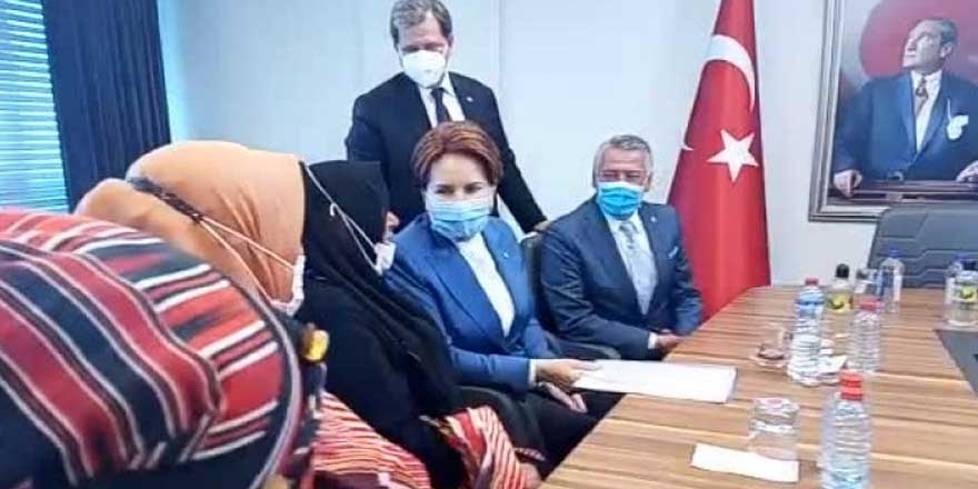 İkizdereli kadınlardan Meral Akşener'e 'teşekkür' ziyareti