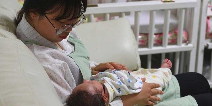 Güney Kore'de doğum oranları rekor seviyede düştü!