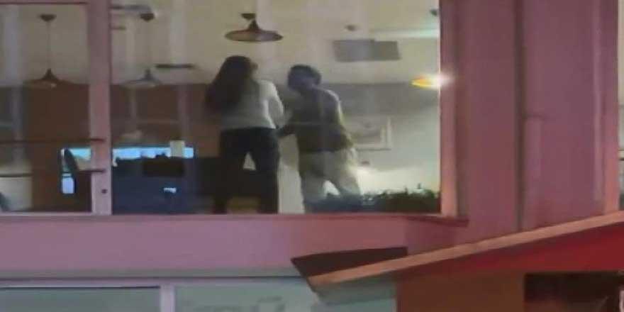 Avcılar'da hastanede kadına şiddet!