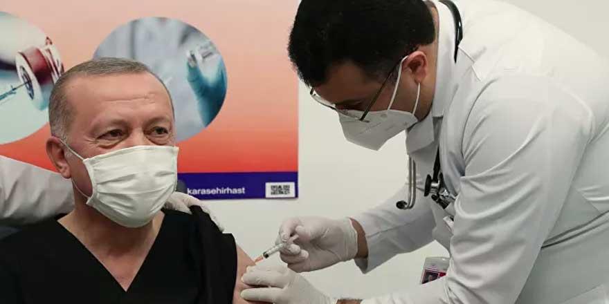 Partililer, Erdoğan'a toplantıda sordu! Hangi aşıyı olmalarını tavsiye etti