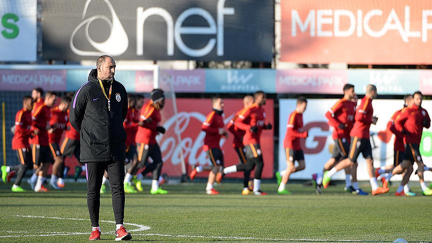 Galatasaray'da 3 isim yok