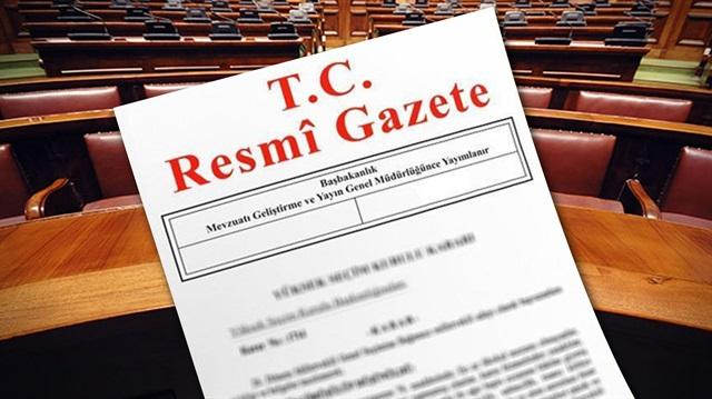 Cumhurbaşkanlığı Kararnamesi Resmi Gazete'de!