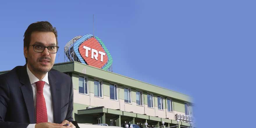TRT Genel Müdürü'nden bomba maaş itirafı