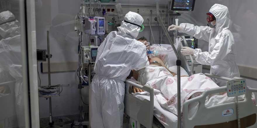 Korona virüs vaka sayıları açıklandı: 96 kişi hayatını kaybetti