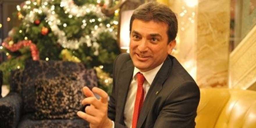 Eski AKP'li vekilin oğlu Murat Yalçıntaş BMC'ye CEO oldu