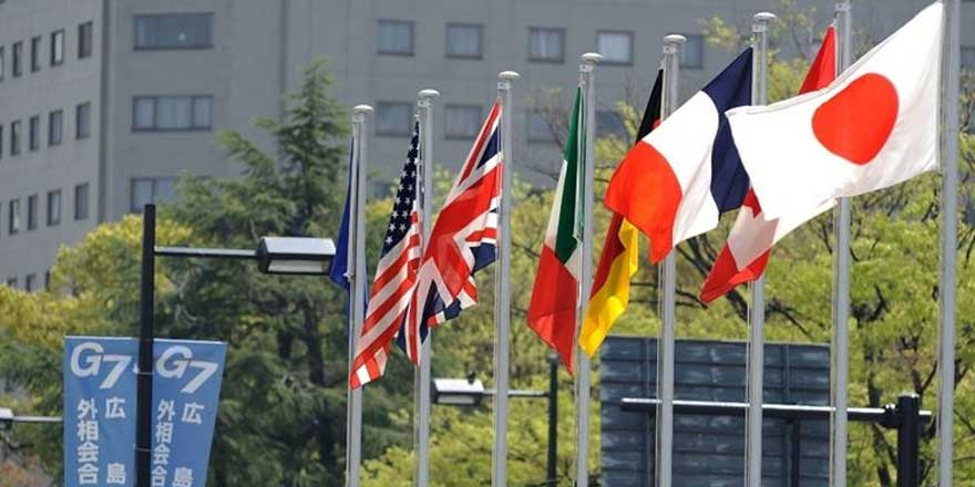İngliltere'deki G7 Zirvesi'ne korona şoku