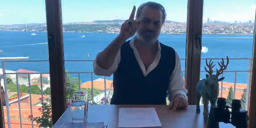 Sosyal medyada gündem oldu! Sermiyan Midyat'tan çok konuşulacak Sedat Peker taklidi