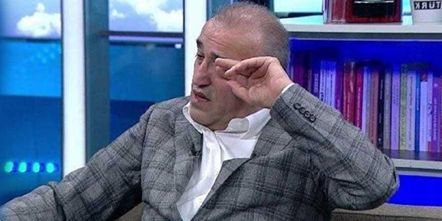 Abdurrahim Albayrak'ı ağlatan soru! Yayını terk etti!