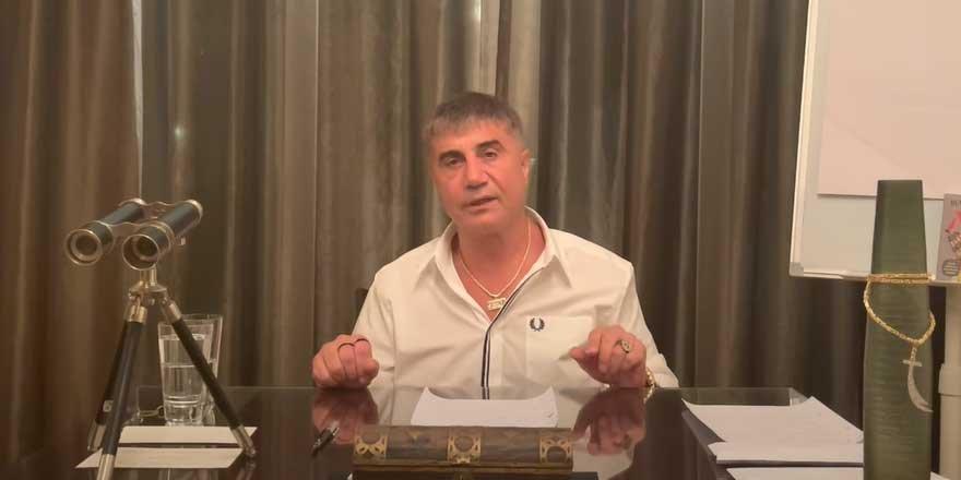 Sedat Peker görüştüğü CHP'li vekilleri açıkladı