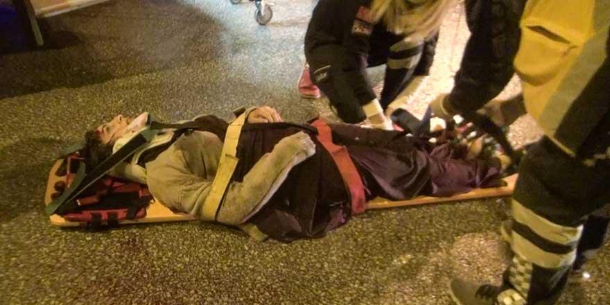 Erzurum'da can pazarı: 10 yaralı