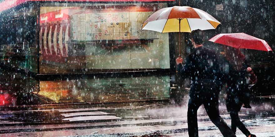 İstanbullular dikkat! Meteoroloji saat verip bölge bölge uyardı
