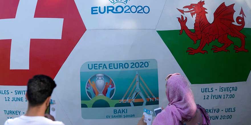 EURO 2020'de korona virüs krizi!