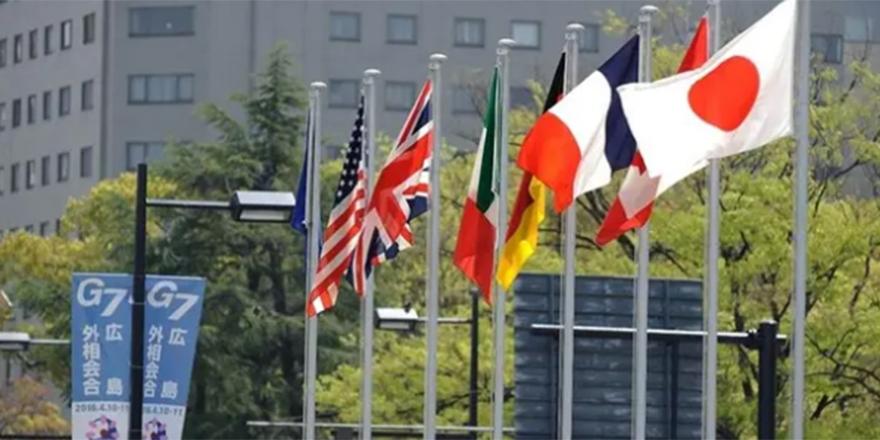 G7'den korona virüs için soruşturma çağrısı