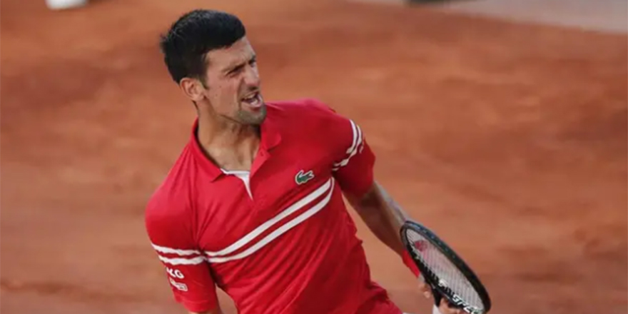 Fransa Açık'ta Novak Djokovic şampiyon oldu