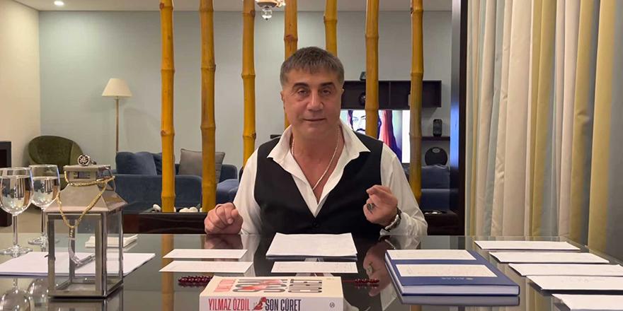 En yakınındaki adam açıkladı: Sedat Peker Dubaili yetkililerle görüşüyor