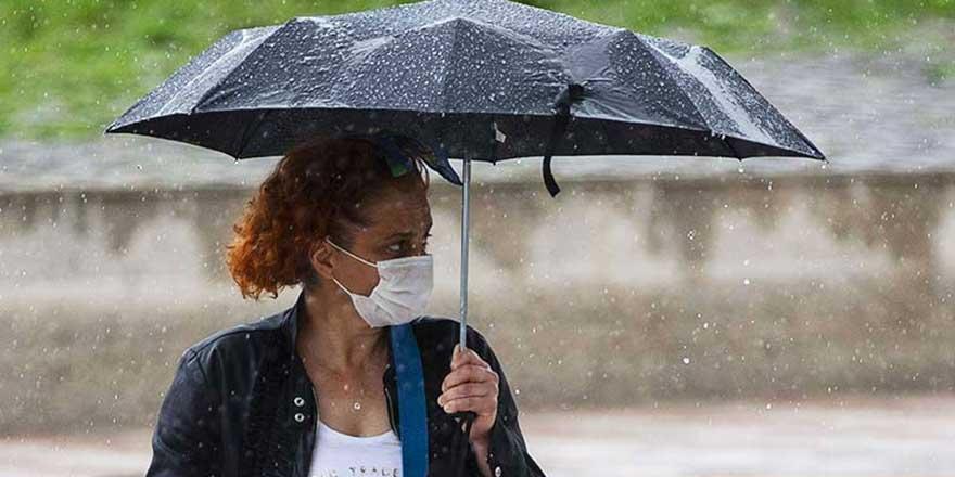 Meteoroloji il il uyardı! Sağanak yağış etkili olacak