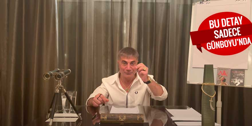 Türk gazeteci Dubaili diplomatla neler konuştu? Rüzgar Sedat Peker'in aleyhine dönebilir!