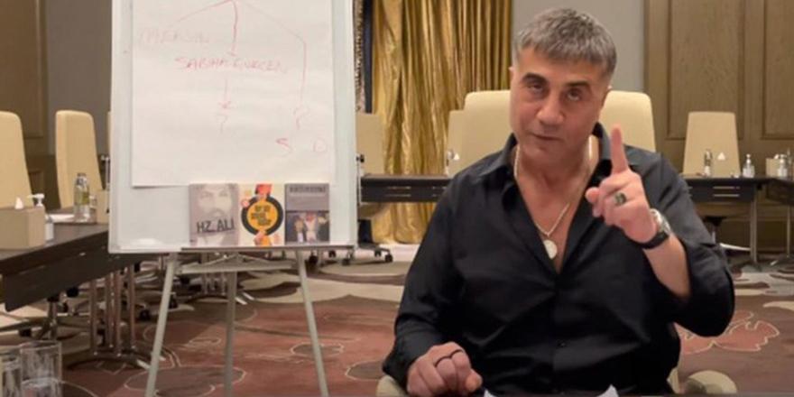 Sedat Peker cephesinden bomba Sezgin Baran Korkmaz iddiası