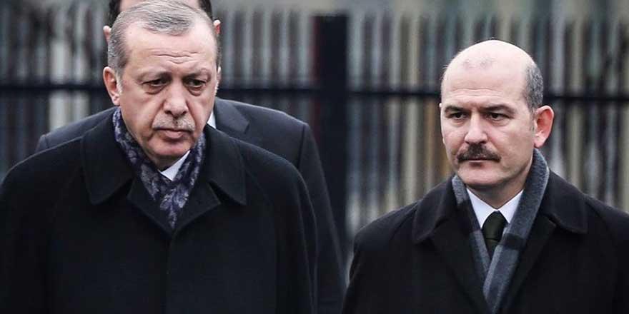 Erdoğan MİT'ten brifing aldı! Süleyman Soylu gözden çıkarıldı