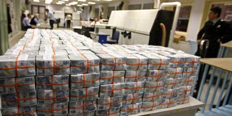 Bütçeden müteahhitlere bir ayda kaç milyar TL aktarıldı?