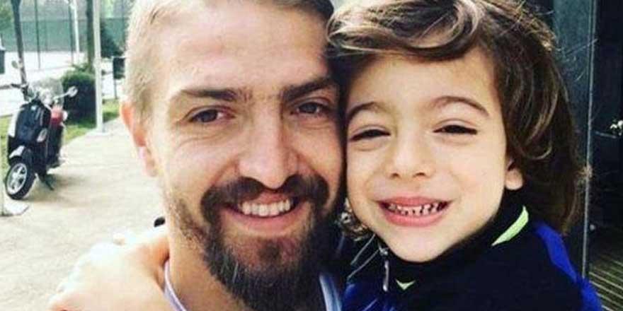 Caner Erkin'den 'tweet' açıklaması: Ben değil çocuğum beğenmiş