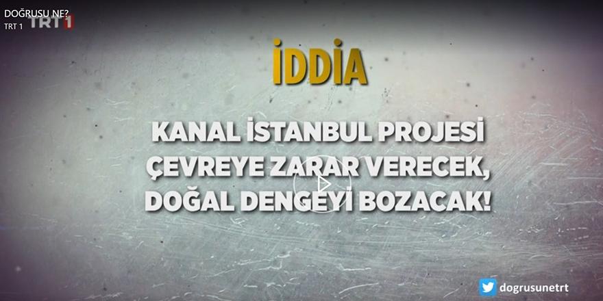 Hayallerin bittiği maç öncesi Kanal İstanbul güzellemesi!
