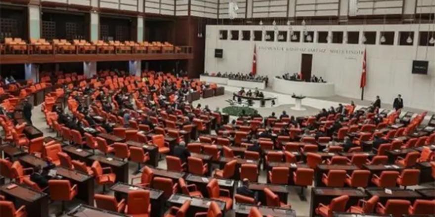 Ceza ve Güvenlik Tedbirlerinin İnfazı hakkındaki Kanun Teklifi kabul edildi