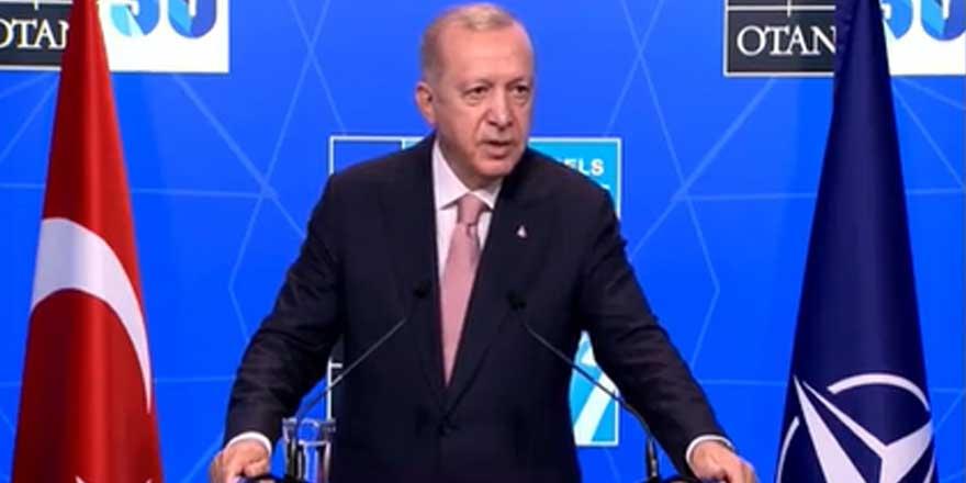 Erdoğan'dan Filenin Efelerine tebrik