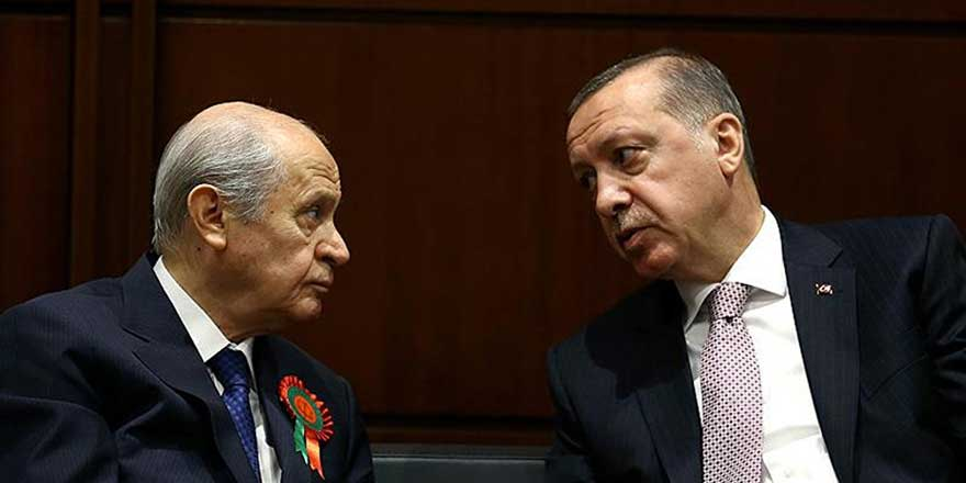 Seçim öncesi Erdoğan'dan ısrarla talep ediyor! İşte Devlet Bahçeli'nin 3 kritik isteği