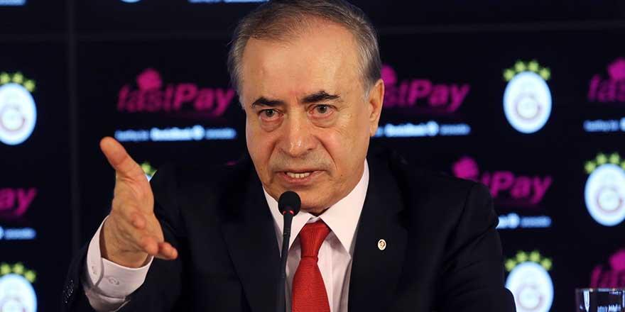 Galatasaray başkanı Mustafa Cengiz müjdeyi verdi!