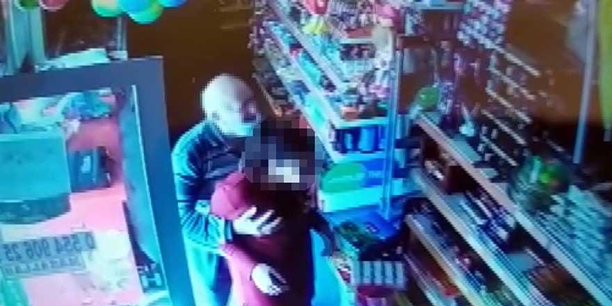 Konya'da markette skandal olay!  85 yaşındaki sapık 12 yaşındaki kız çocuğuna...