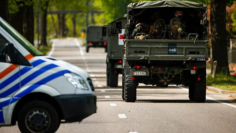 Aranan saldırgan asker ölü bulundu!