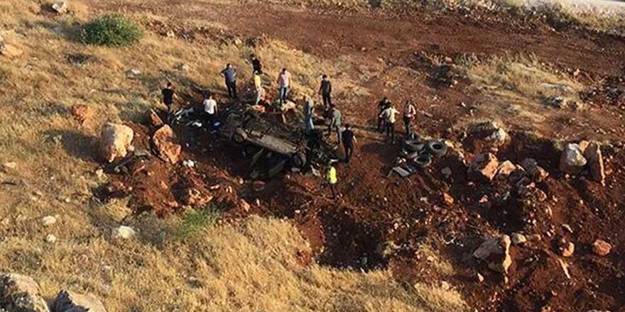 Şanlıurfa'da feci kaza! Ertesi gün fark edilip çıkarıldı