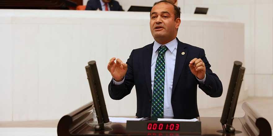 """""""Özel jetler ve uçaklar..."""" CHP'li Karabat'dan Soylu'ya 10 kritik soru"""