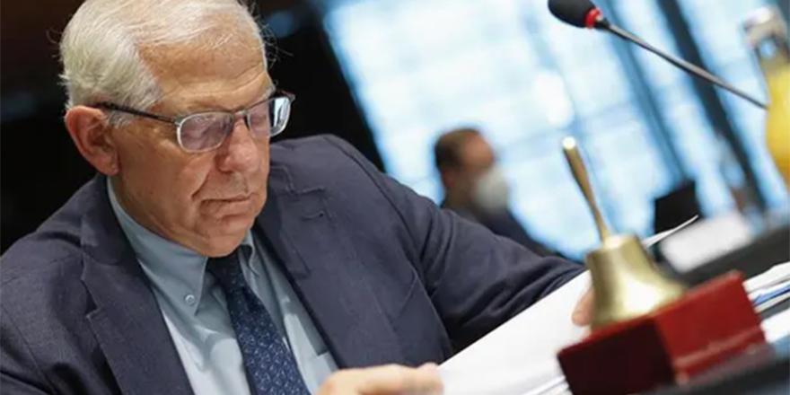 AB Temsilcisi Borrell: Türkiye çok fazla yer tutmayacak