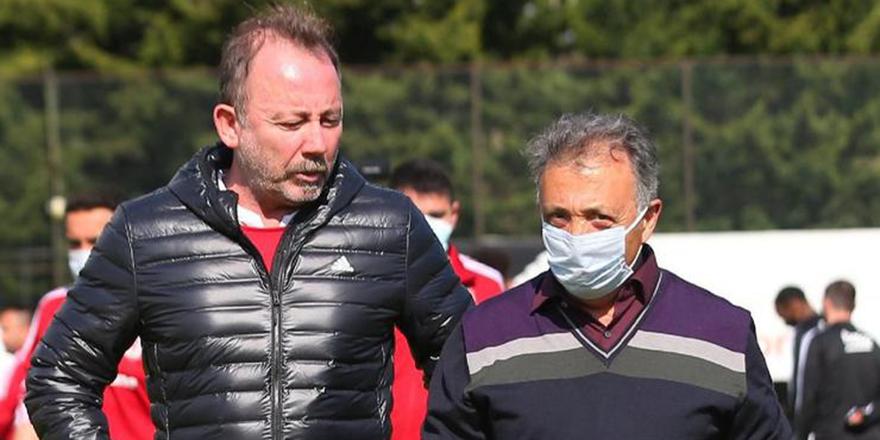 Beşiktaş'taki krizde son nokta! Ve Sergen Yalçın kararını verdi