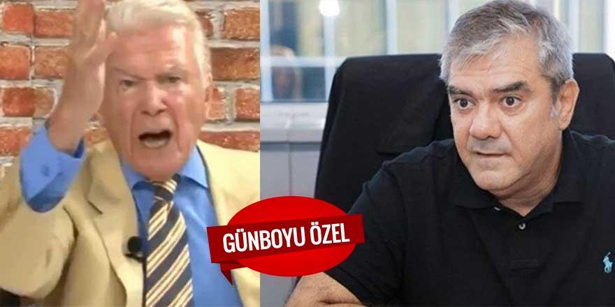 Yılmaz Özdil ile Uğur Dündar'ın kavgasına Mustafa Hoş da katıldı! Artı 1 Tv'nin eski genel yayın yönetmeninden bomba açıklamalar