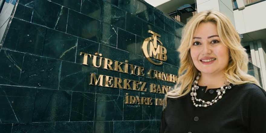 MHP'li eski vekilin kızına Merkez Bankası şoku!