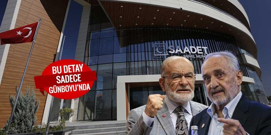 Saadet Partisi'nde sular durulmuyor! Milli Görüş'ün merkezinden Temel Karamollaoğlu'na büyük darbe