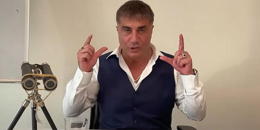 Sedat Peker'den yeni iddia: AKP'li o isim Sezgin Baran Korkmaz'ın verdiği arabaya biniyordu