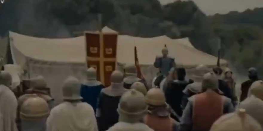 Atatürk'ün tarihi sözleri Bizanslı komutana söyletildi! Kuruluş Osman dizisinde büyük rezalet