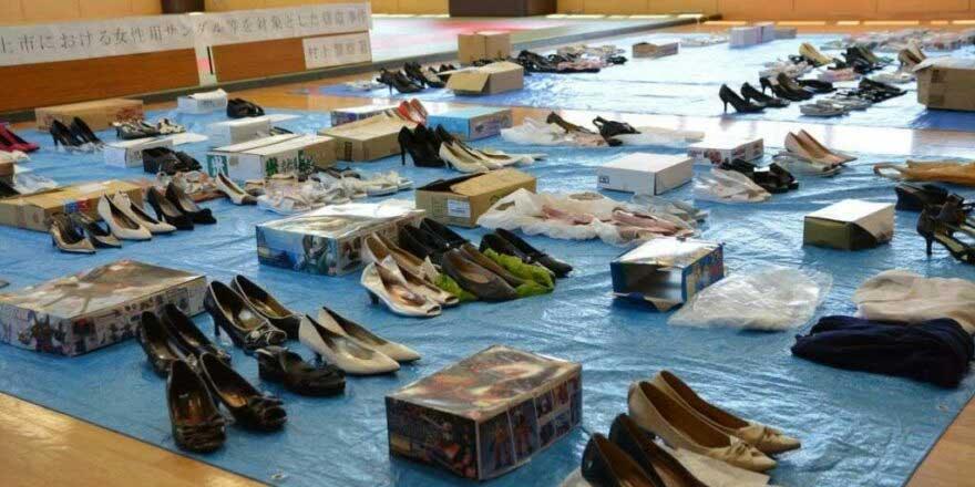 139 çift ayakkabı çalan hırsızdan ilginç savunma