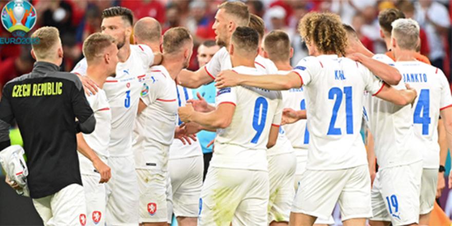 Çekya, Hollanda'yı mağlup ederek çeyrek finale yükseldi